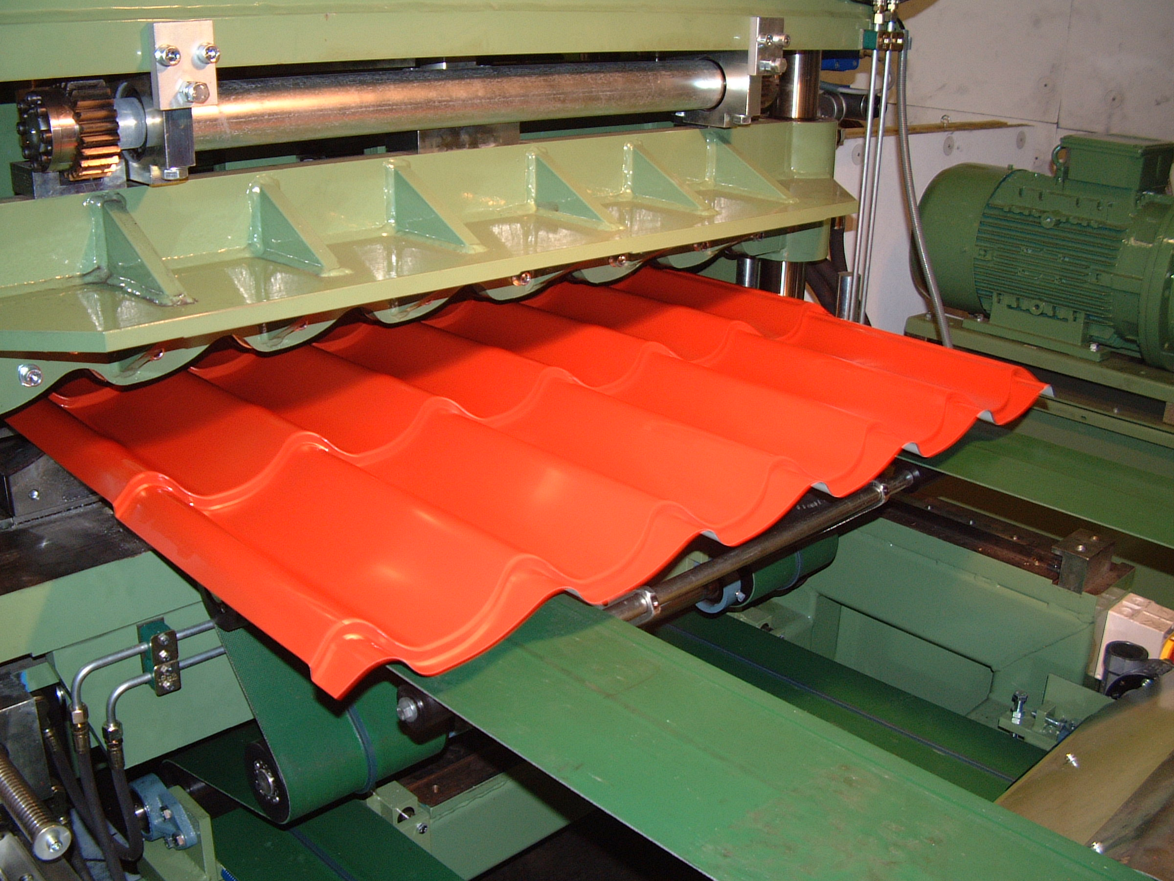 Производство Mera System