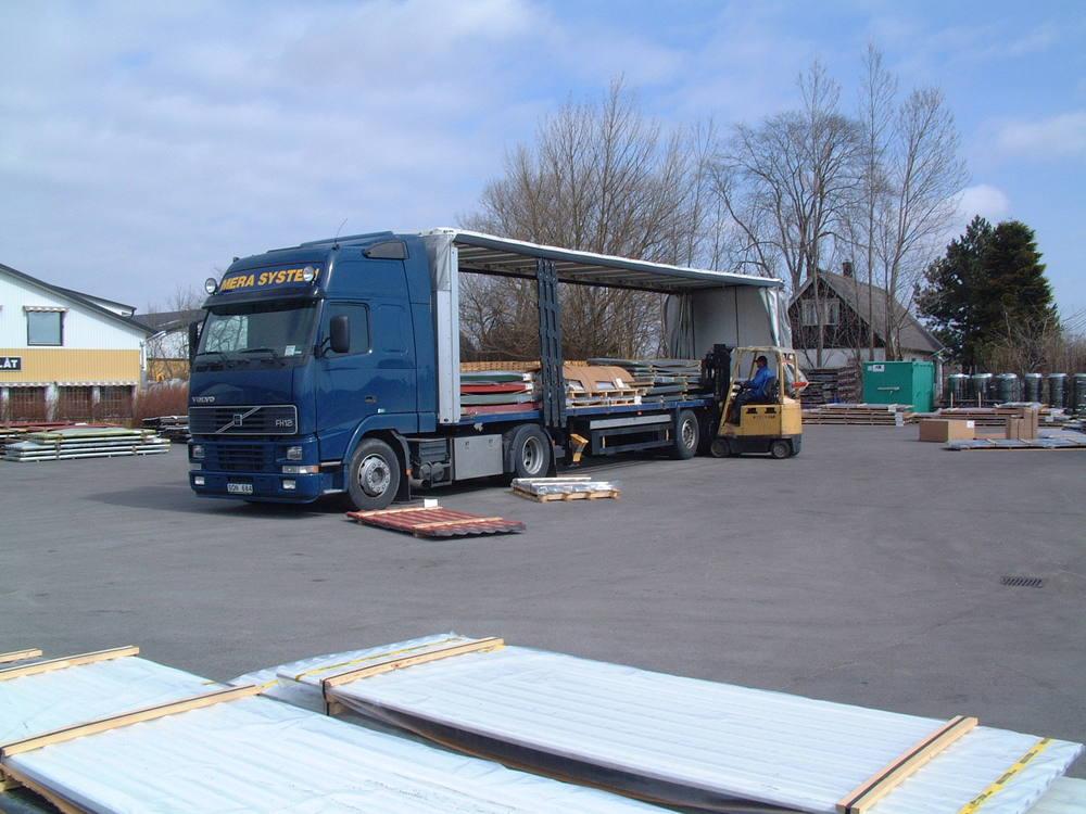 Mera System Транспортировка