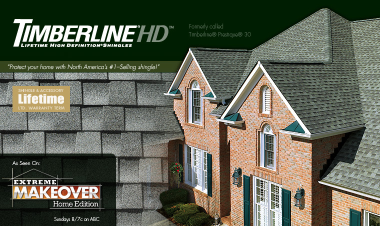 GAF Timberline HD