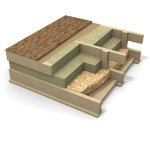 Вентилируемые деревянные полы реконструкция