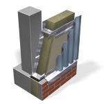 Вентилируемые фасады  стеновая конструкция для промышленных сооружений